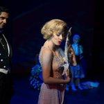 Image for the Tweet beginning: Tonight at the Saarlandisches Staatstheater
