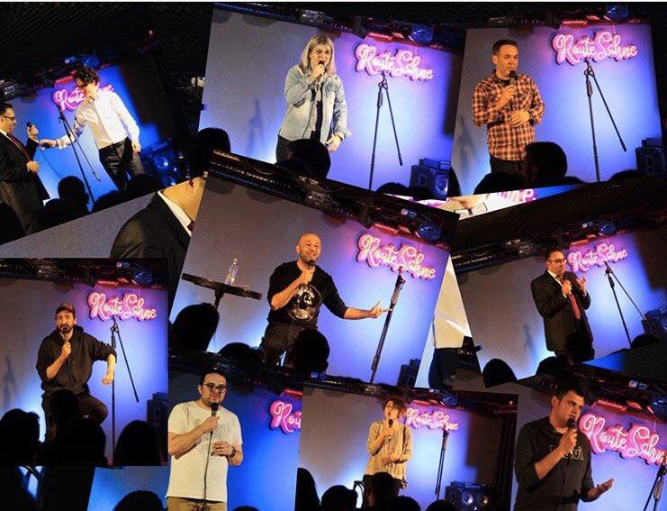 Çarşamba akşamı #harika bir Açık Mikrofon geçirdik. Tüm komedyen arkadaşlarımıza ve seyircilerimize teşekkür ediyoruz. : @okannus #StandUpAnkara #AçıkMikrofon #StandUpKomedi pic.twitter.com/0xodBCS3zl