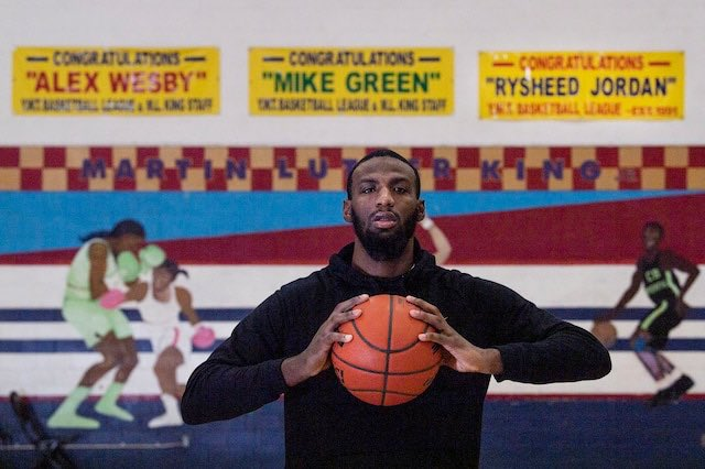 """He was once the top-ranked player in Pennsylvania & crowned, """"The Prince of North Philly.""""   3 1/2 years in prison halted Rysheed Jordan's plans, but he's ready to pick up where he left off.  """"I'm trying to get to the highest level where I belong.""""  Story:"""