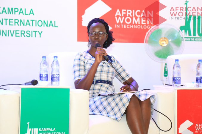 """If it doesn't affect the analysis process and the outcome and the missing information is a small percentage of the total data then that attribute can be ignored."" @PeaceAber @kiuvarsity @AfricanWIT @HPI_DSchool @InnovateLawAfri #AWITUGANDA20 #KIUAWIT2020pic.twitter.com/7Un6xG0ahN"