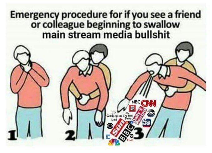 #CNNisTrash CNN and MSNBC make us <br>http://pic.twitter.com/omqVOfYM5b