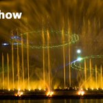 Image for the Tweet beginning: The #Lasershow at #LumbiniPark, offers