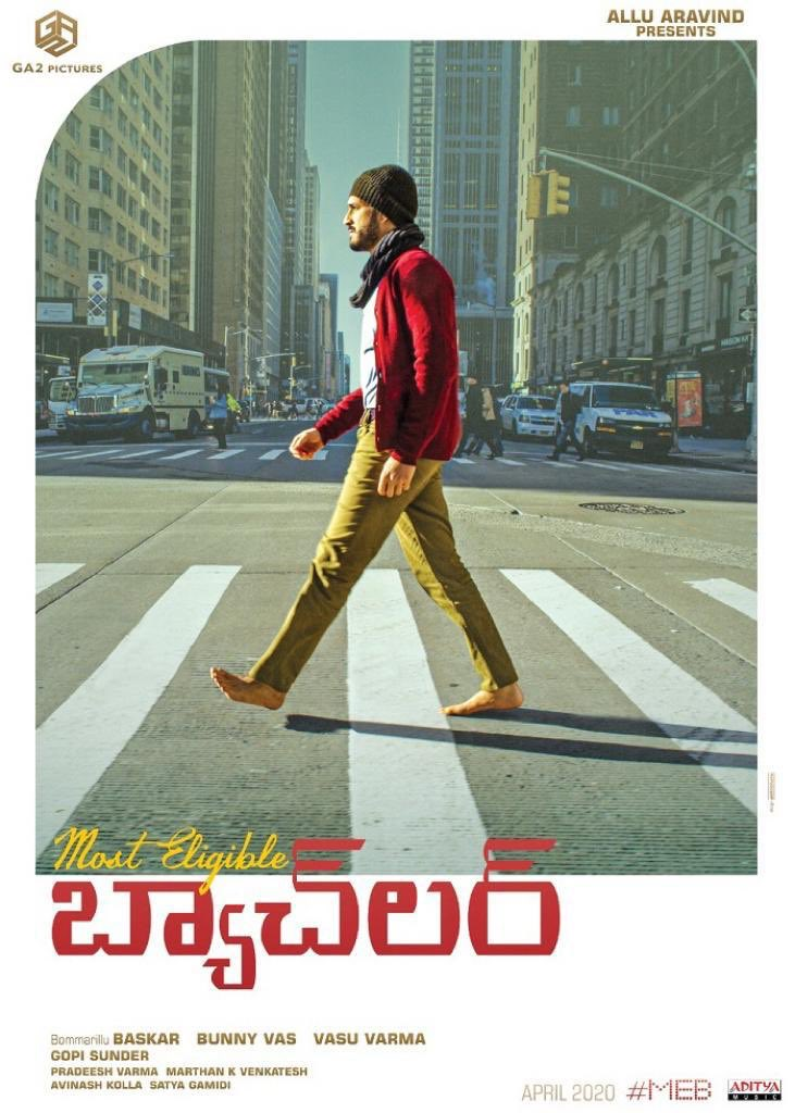 Most Eligible Bachelor first look