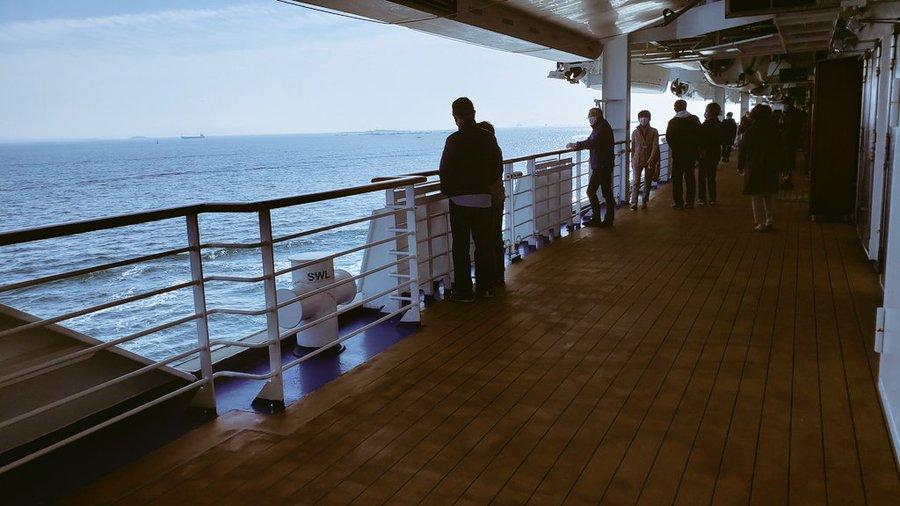 ダイヤモンドプリンセス,ダイヤモンドプリンセス乗船客ツイッター,ダイヤモンドプリンセスSNS,