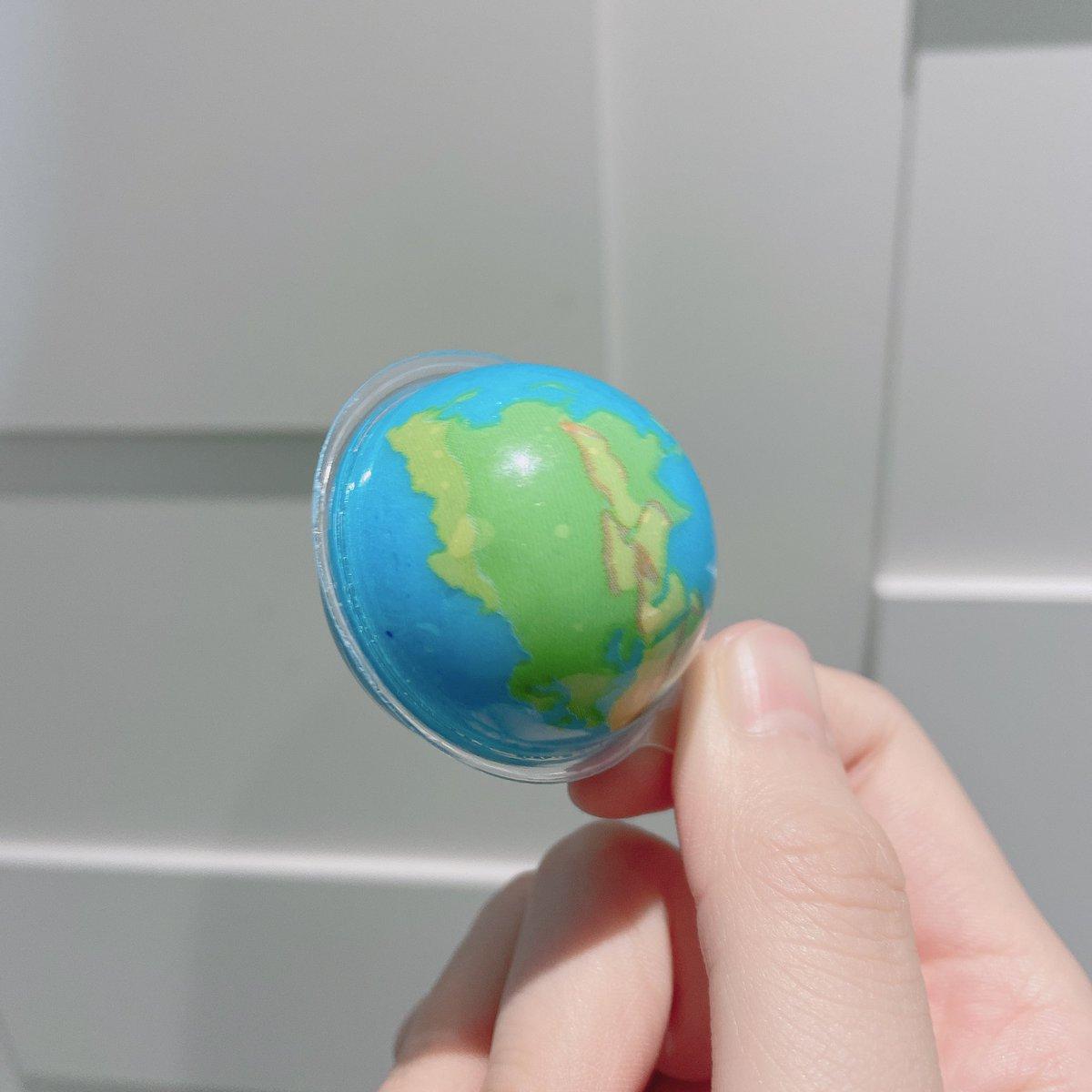 地球 ゼリー