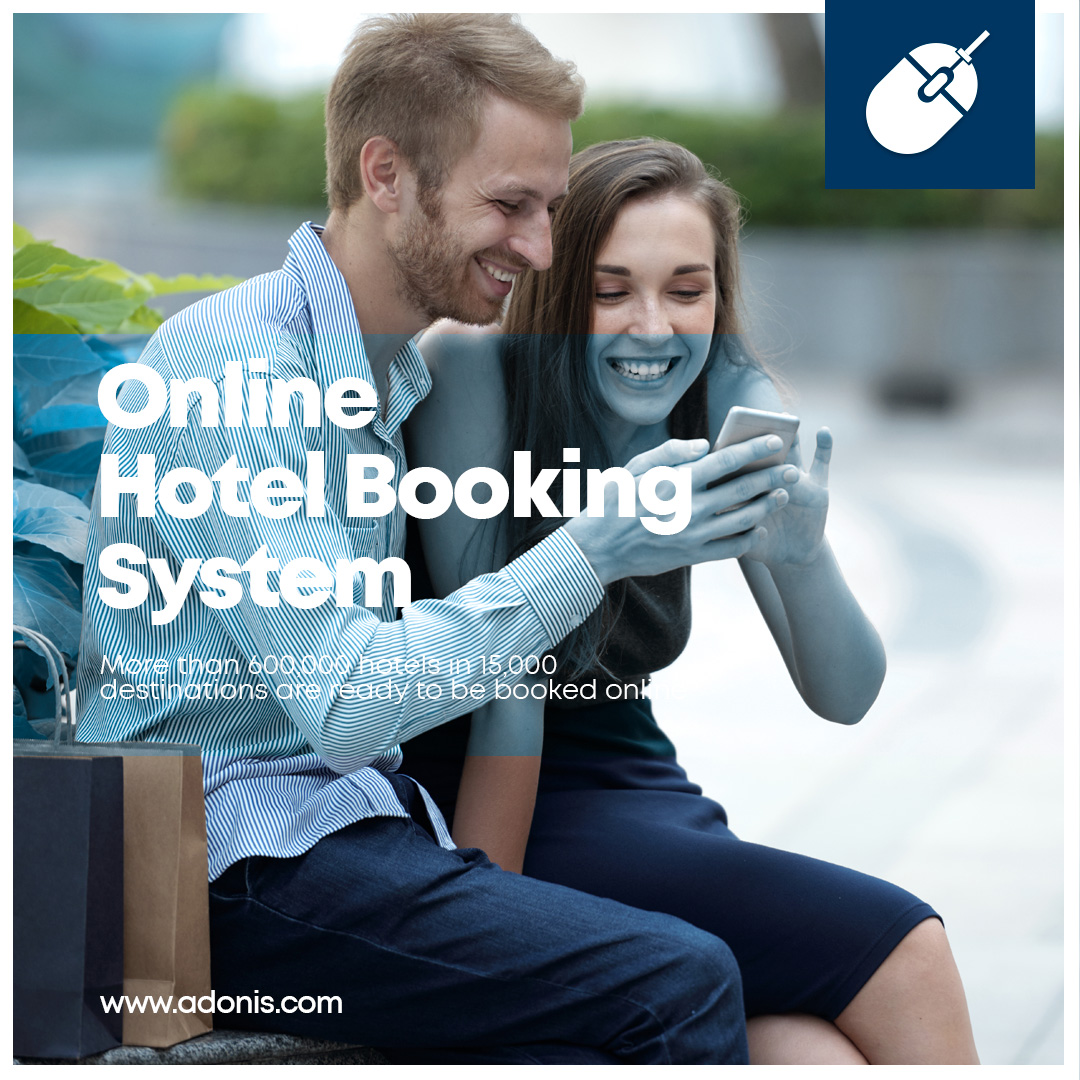 🖱Online Hotel Booking System  More than 600,000 hotels in 15,000 destinations are ready to be booked online  #adoniscom https://t.co/aUJp93O5xc