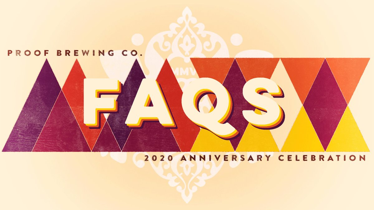Anniversary Celebration FAQs *a thread*