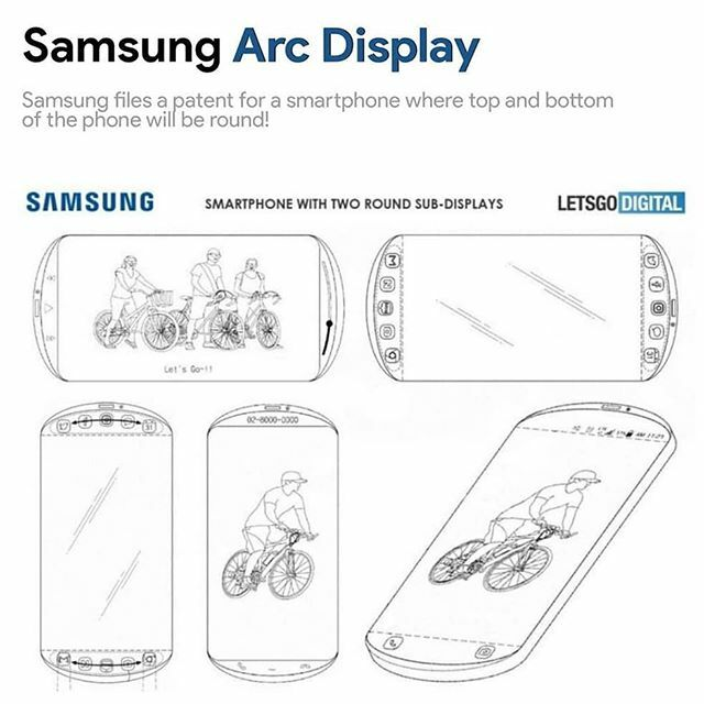 Samsung does some crazy stuff! . . . Follow And Support Us @TheTechyZone . . . . . @samsungindia @withgalaxy #samsung #samsungindia #samsungarcdisplay #samsungnewpatent #patent #patents #youtube #AskTTZ #SearchAtGoogle #TheTechyZone Credit @techburnerteam https://ift.tt/2ULQMf1 pic.twitter.com/JaxwiIvJWN