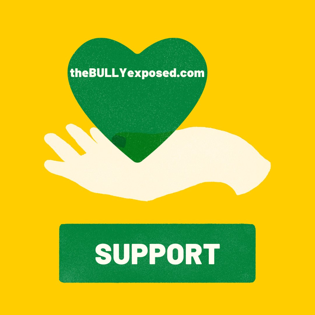 SUPPORT http://thebullyexposed.com use the cash app. Follow @thebullyexposed & put an end to bullying together  #endbullying #stopcyberbullying #stopworkplacebullying #thebullyexposed #stopbullyingnow #againstbullying #bullygram #inspire14 #cometogether #tiktok #cashapp #childabusepic.twitter.com/KnpFLs3QWg