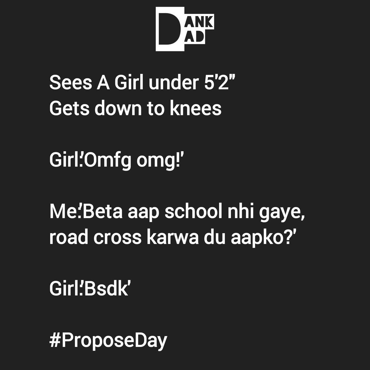 Follow @_dank_dad_ for more ....#fun #jokeoftheday #laugh  #dankjokes #nonvegjokes #follow #funny #jokes #sarcasm #FF #likes #comedyindia #backchodi #sacredmemes #bollywoodpic.twitter.com/ng6Dqx5oMf