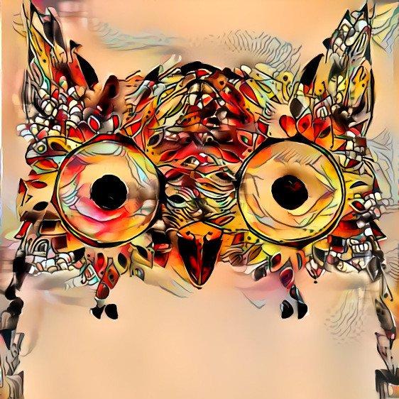 #printasa #owl #art