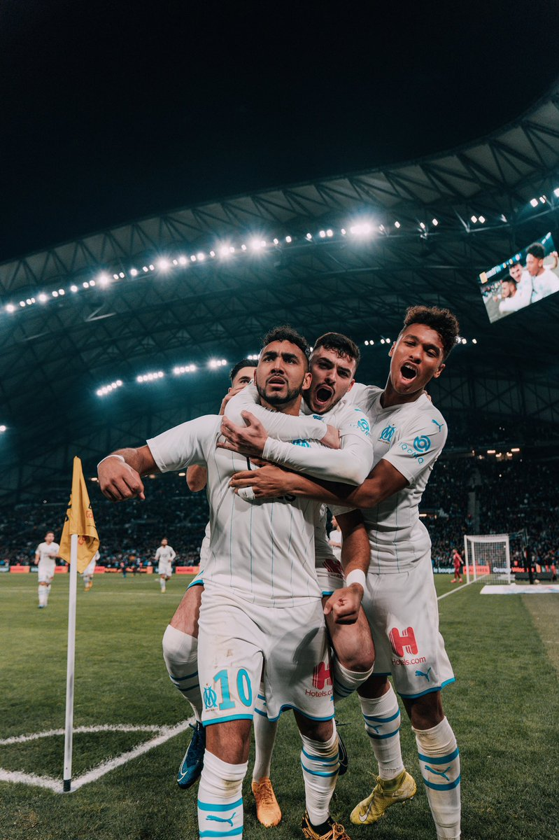 On continue !! 👊🏾💥⚪️Ⓜ️ @OM_Officiel #TeamOM https://t.co/BEWfmyqwah