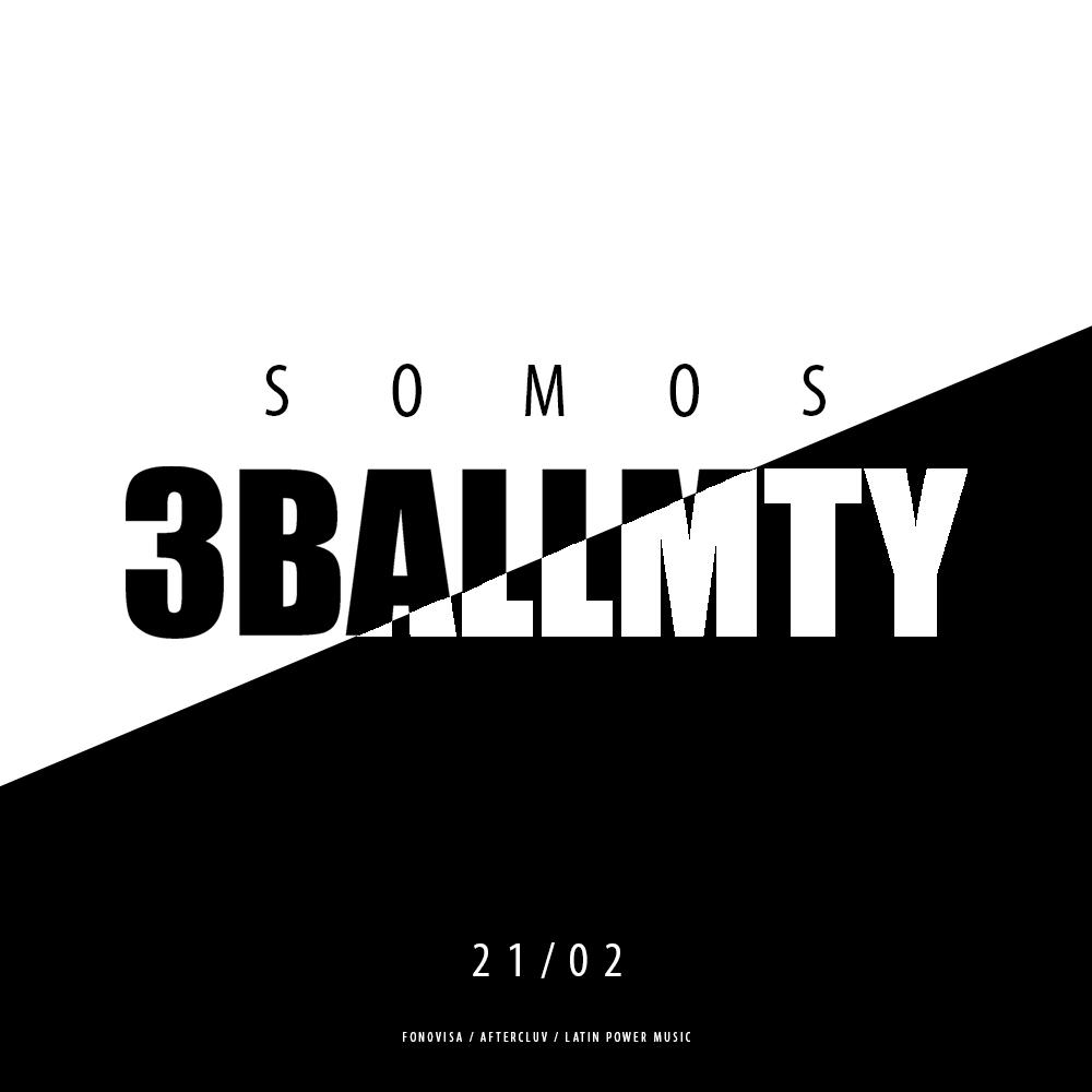 Mi gente, nuevo disco de los @3BallMTY este 21 de Febrero!!! 🔥🔥🎧😁✌