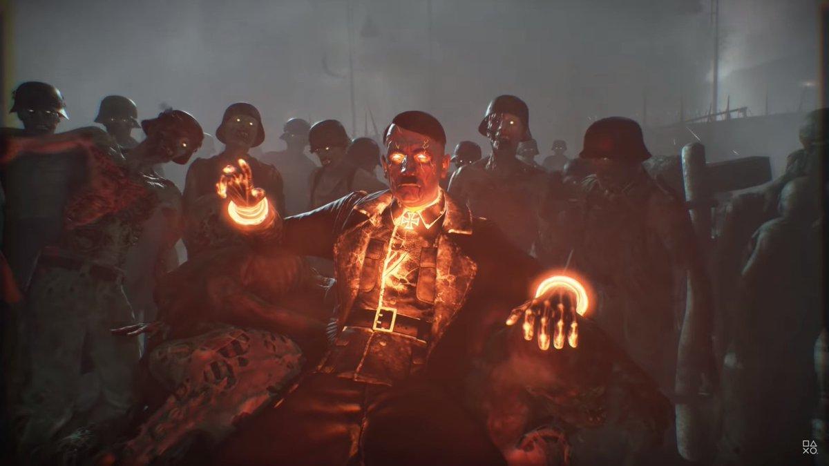 """FireMonkey • Fortnite Intel 🎄 on Twitter: """"zombie hitler zombie hitler zombie hitler… """""""