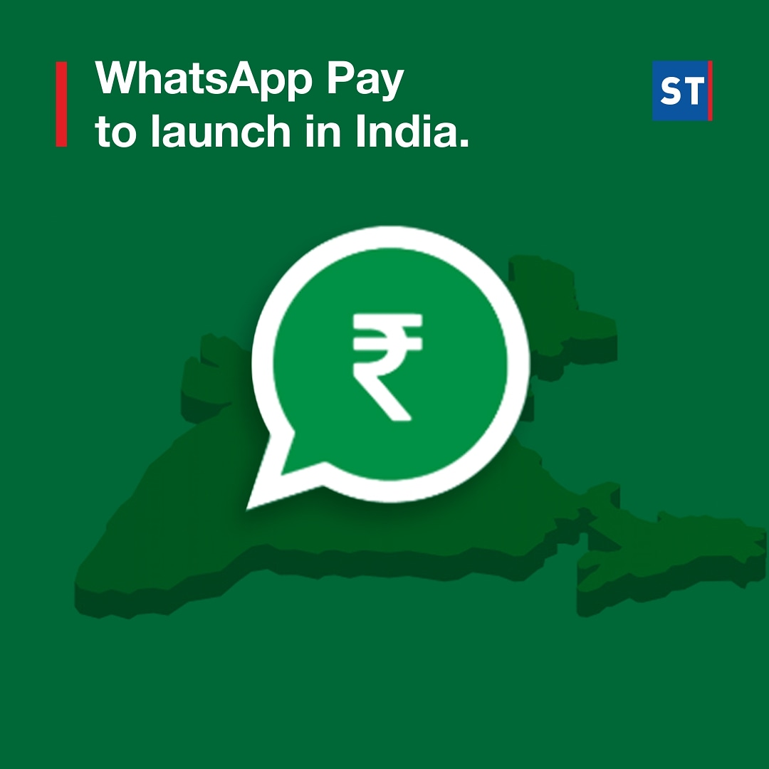 #WhatsappPay to launch in #India soon.   Read the full story here: https://www.instagram.com/p/B8UGxAGJyhq/?igshid=16kh1yor1psad…  #whatsappnews #viral #viralnews #pay #finance #india #upi #news #Sakal #SakalNews #SakalTimespic.twitter.com/MoHVbzHBNy