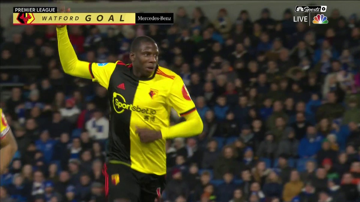 @NBCSportsSoccer's photo on Doucoure