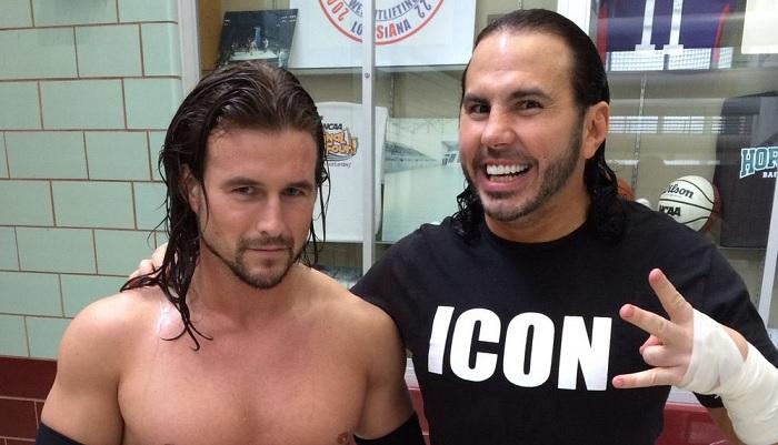 Matt Hardy Offers High Praise For Current NXT Title-Holder