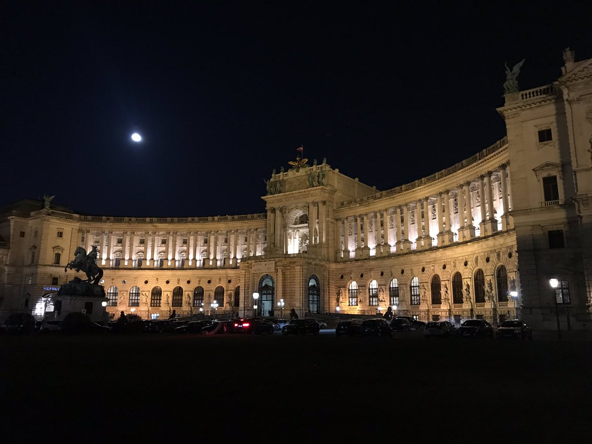 Good evening Vienna.
