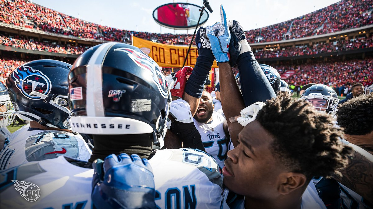 Huddle Around. This weekend's @Titans mailbag is here. READ 📬 bit.ly/2UBgvXo