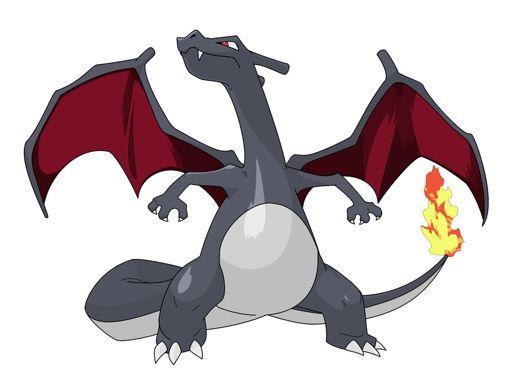pokemon shiny charizard - HD1125×856