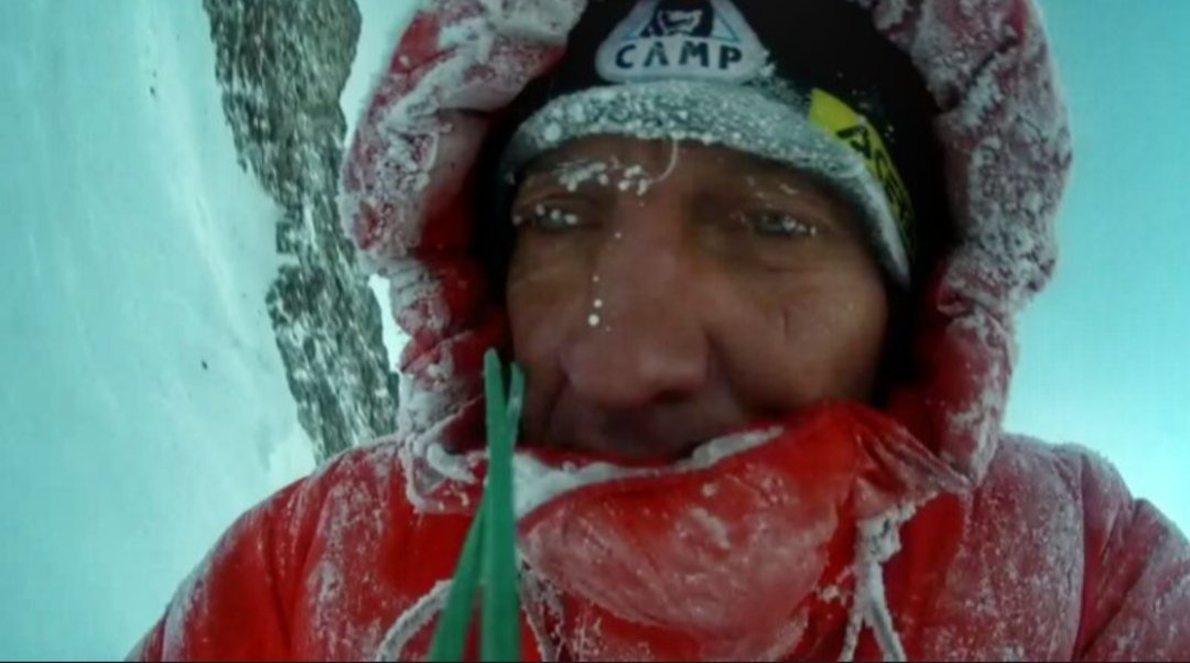 #BroadPeak #winterexpedition Update   Denis is to attempt for solo summit of #Broadpeak in coming week where as Don Bowie and Lotta Hintsa are to way back to skardu.  Courtesy: https://t.co/rnFsGM7Klr  #BPK2winter #karakoram https://t.co/NThDcSKPWj