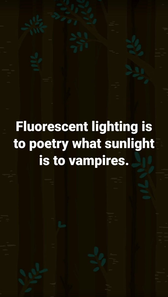 Fluorescent lighting and poetry do not mix.  There. I said it.  #VoMoPo #poetry #SpokenWord # #ambiancematters #lighting #fluorescentlightkillspoetry #BeatPoetry #delaware #lifeispoetry #poetrycommunity #ThereISaidItpic.twitter.com/Y2Ekd5gbeU – at Selbyville Delaware