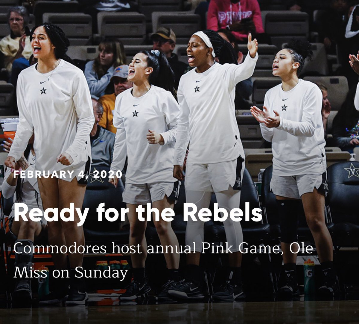 Come help us cheer on the @VandyWBB team tomorrow at 4 tomorrow as they take on Ole Miss looking to get closer to earning a @WomensNIT berth!! https://oss.ticketmaster.com/aps/vanderbilt/EN/buy/details/W1520…pic.twitter.com/7xyiqxTWna