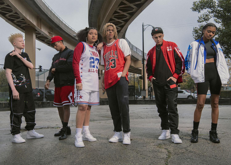 Jordan Brand x Mitchell & Ness All-Star