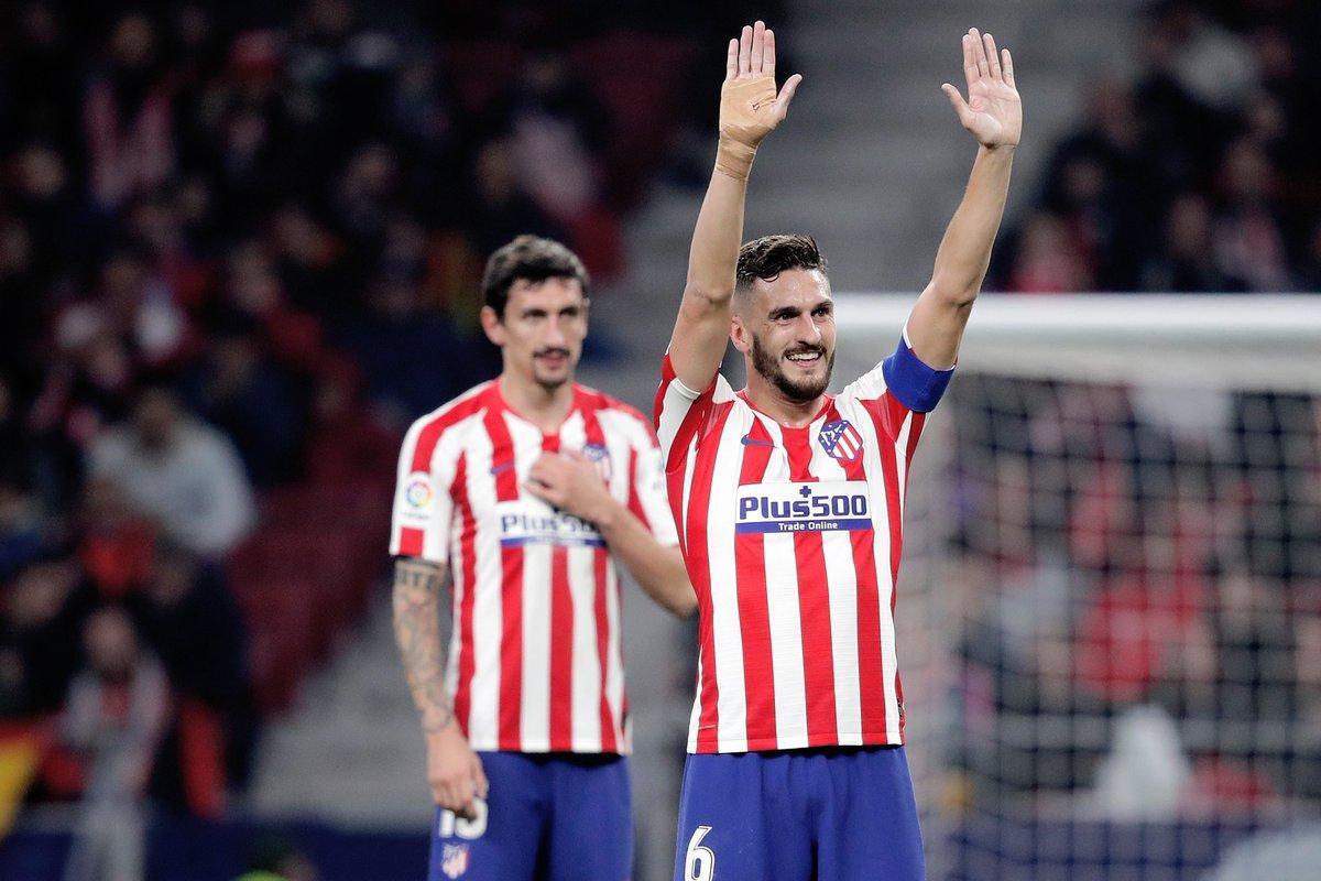#LaLiga - RESULTS: Levante 2-0 Leganes Getafe 3-0 Valencia Real Valladolid 1-1 Villarreal Atletico Madrid 1-0 Granada