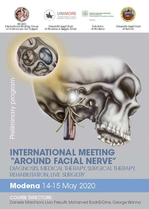 Join us for a great Facial nerve course in Modena, Italy home of the Ferrari.@haynes_ear @MatthewLCarlso1 @alexdsweeney @JacobBHunter @BP_OConnellMD @MountSinaiNeuro @hadjiMDPhD @marcbennett6 @lola_chambless @BrainyLeslie @bobby_yawn https://t.co/39qmscIlxX