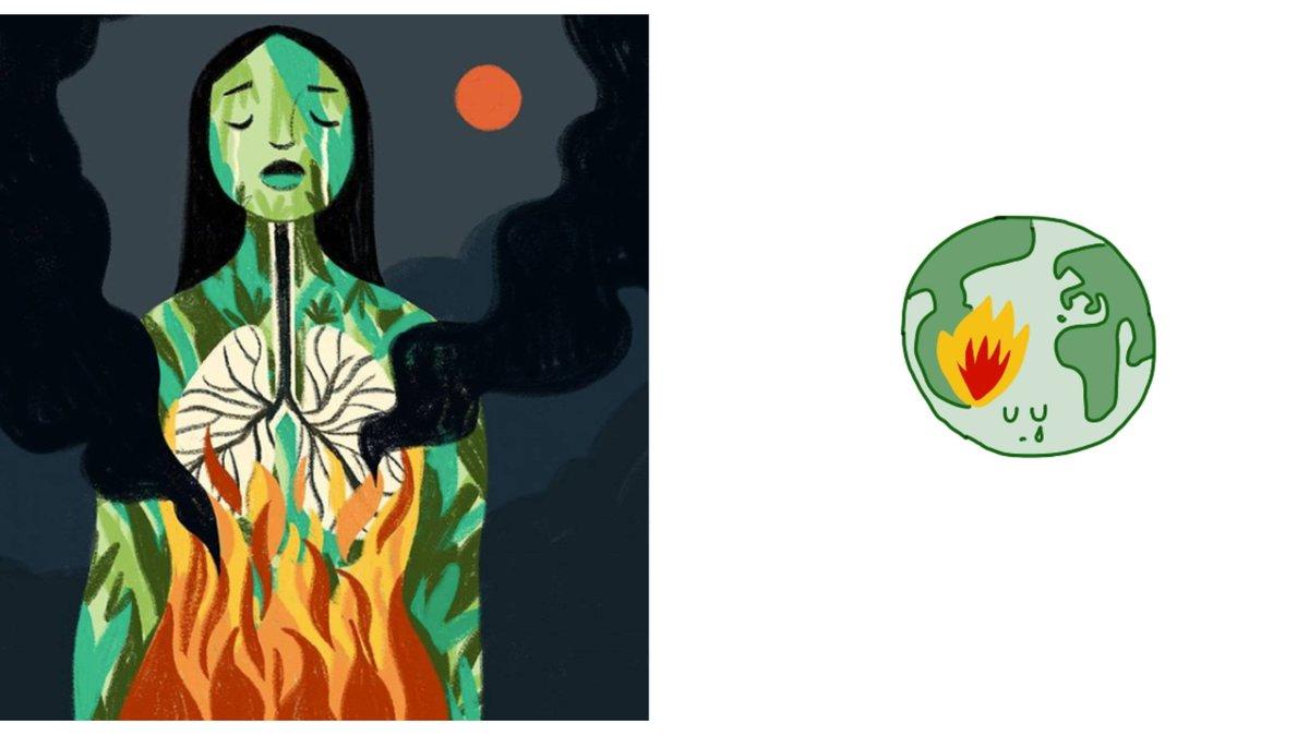 #AmazonRainforestFire...#ClimateChange #ClimateStrike #ClimateAction #ClimateCrisis #ClimateJustice #GeneralStrike #ForestFire#RainForest