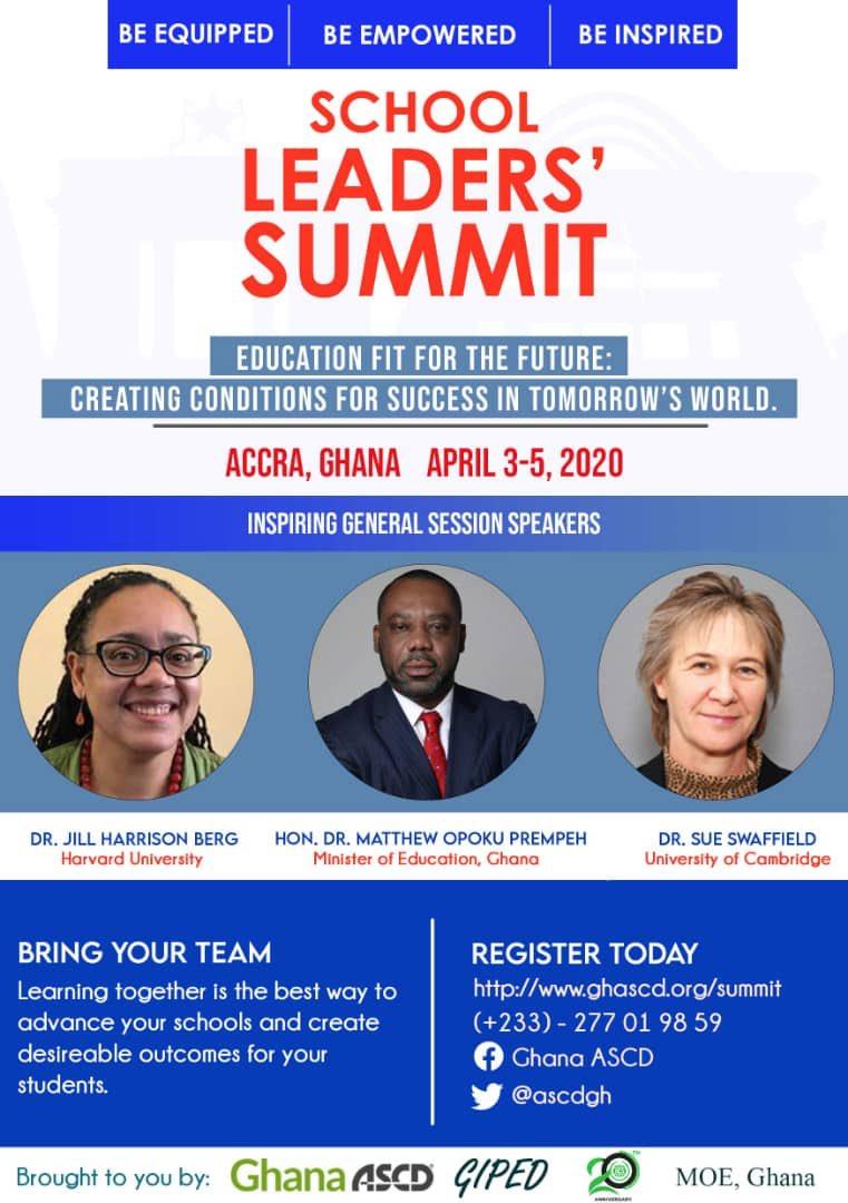 School Leaders Summit in Accra, Ghana...looking forward to it! #Africa #Ghana #GlobalEd