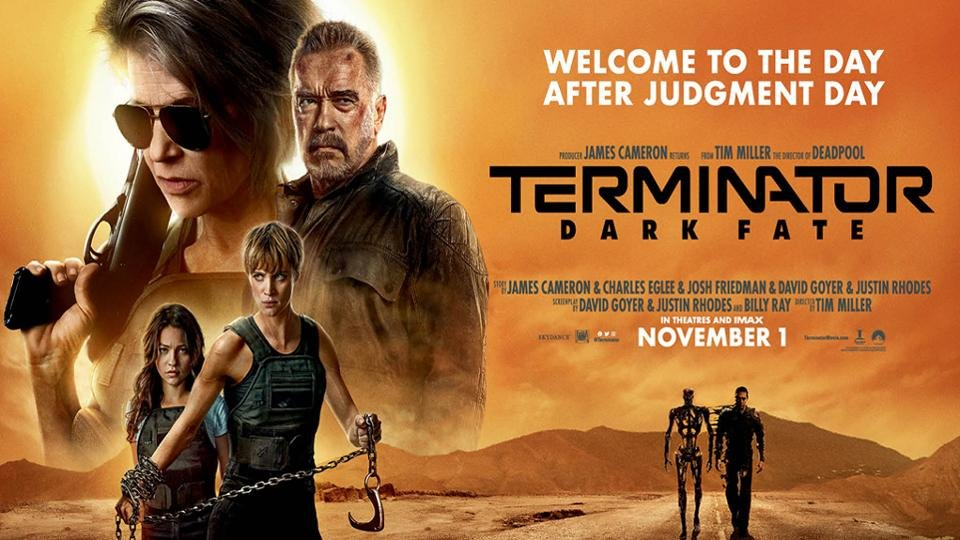 Watch Terminator Dark Fate 2019 Full Movie Free Darkfate 2019 Twitter