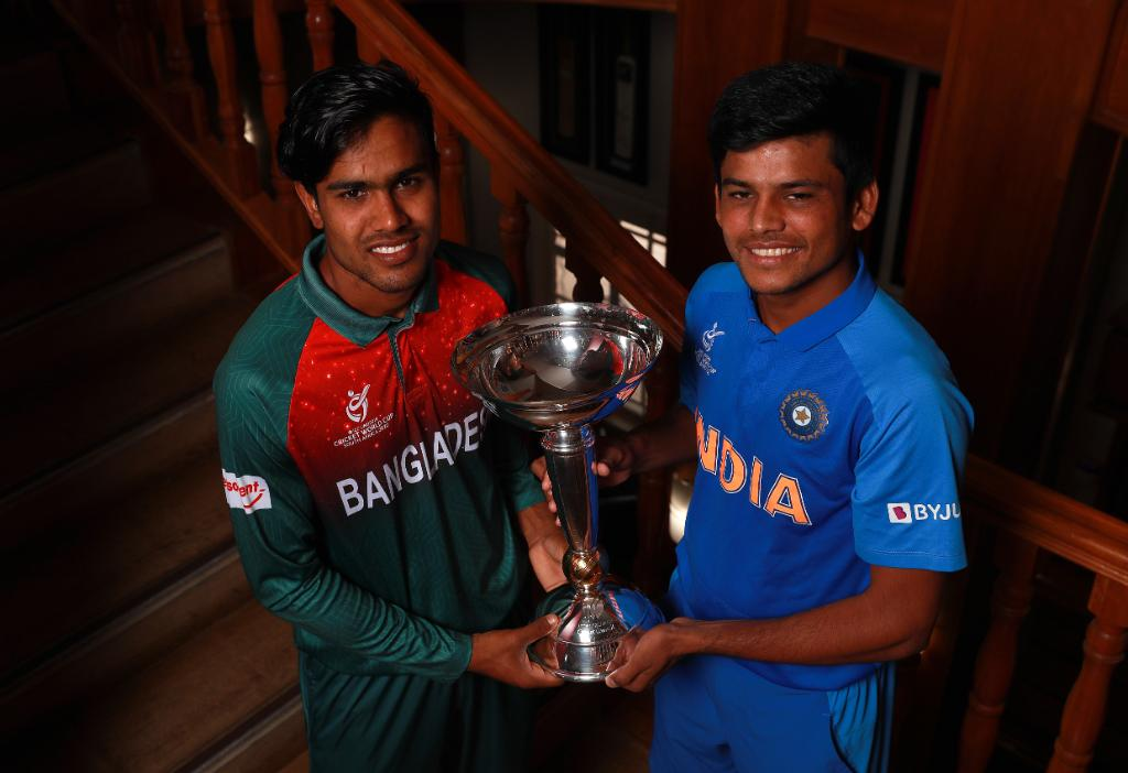 The #U19CWC Final is just hours away! Who is in your @Dream11 team? 🤔  👉 http://icc.dream11.com