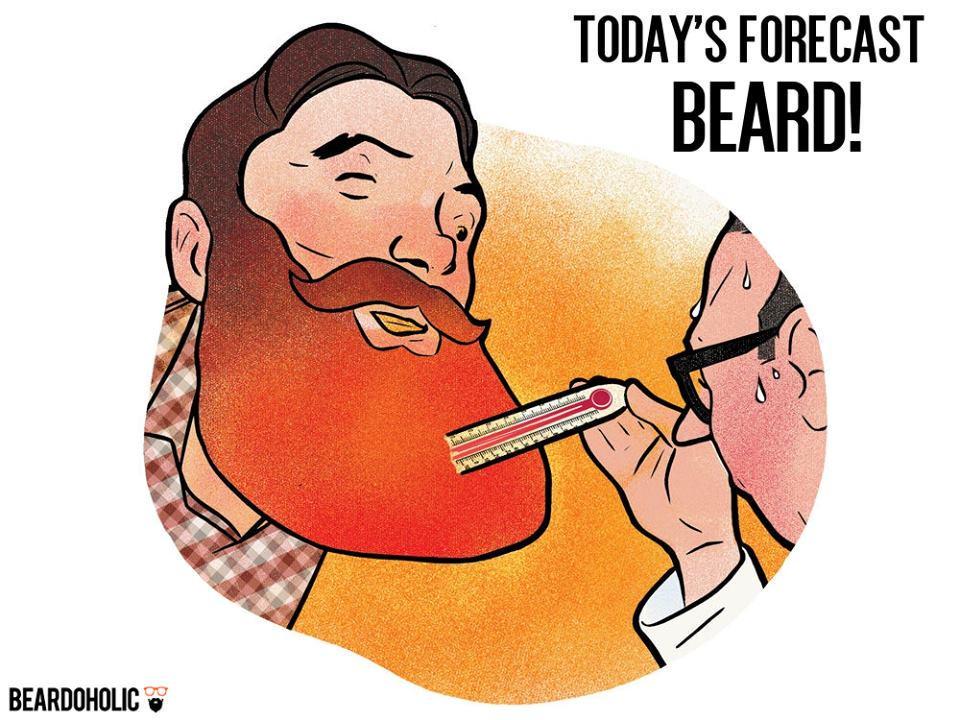 Today's Forecast: BEARD! #BeardForecast #BeardSeason pic.twitter.com/EpJwStjGJe