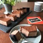 もはや販売できるレベル?!電子レンジで作る濃厚生チョコチーズケーキのレシピ!