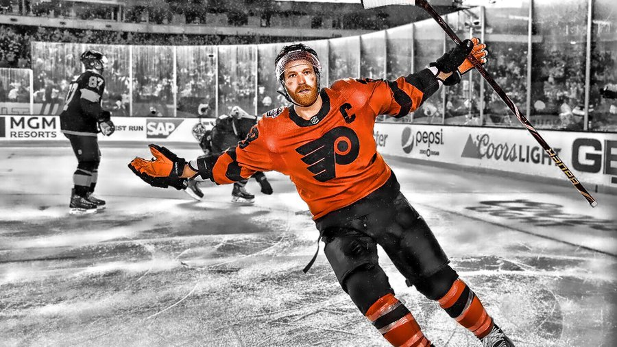 250 Goals! 800 Points!  Captain Claude Giroux!  #LetsGoFlyers #NowOrNever