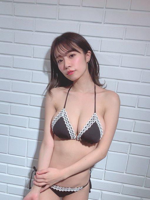 グラビアアイドル菜乃花のTwitter自撮りエロ画像22