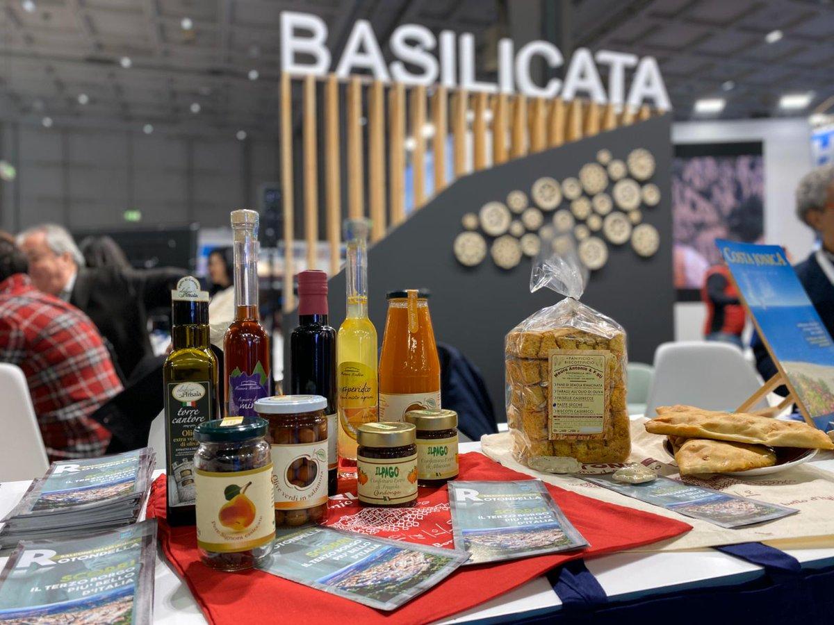 Eccoci alla @bitmilano. #Rotondella #Basilicata ht...