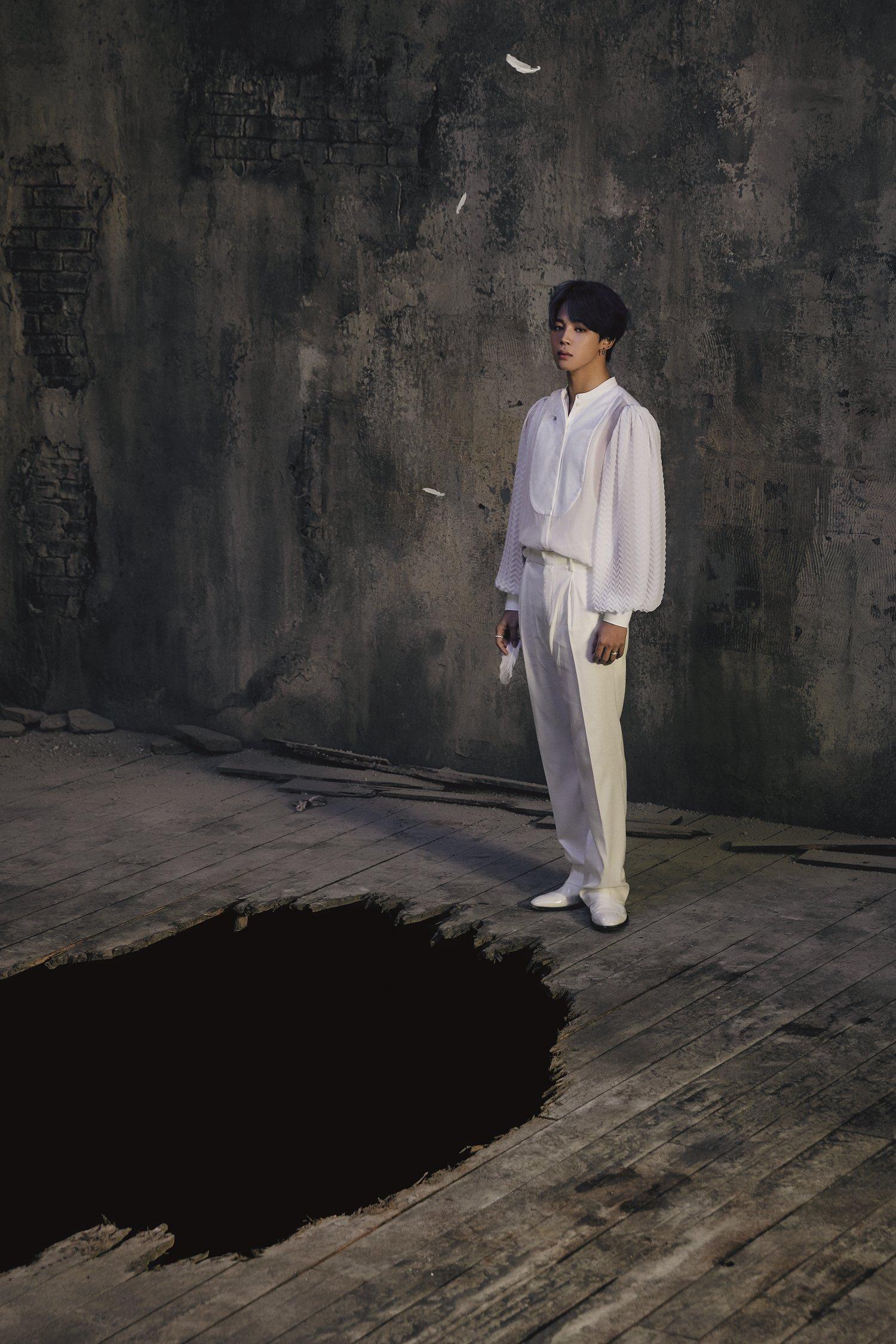 Jimin BTS Rilis Konsep Foto Pertama untuk Album Baru Map of The Soul: 7 © Big Hit Entertainment