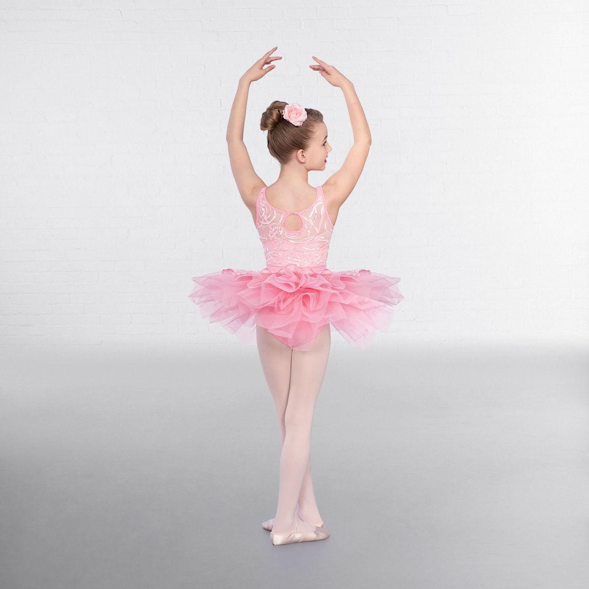 1st Position Pink Ballet Dance Tutu Skirt
