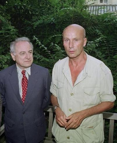 Le pédocriminel Matzneff était hébergé par Pierre Bergé