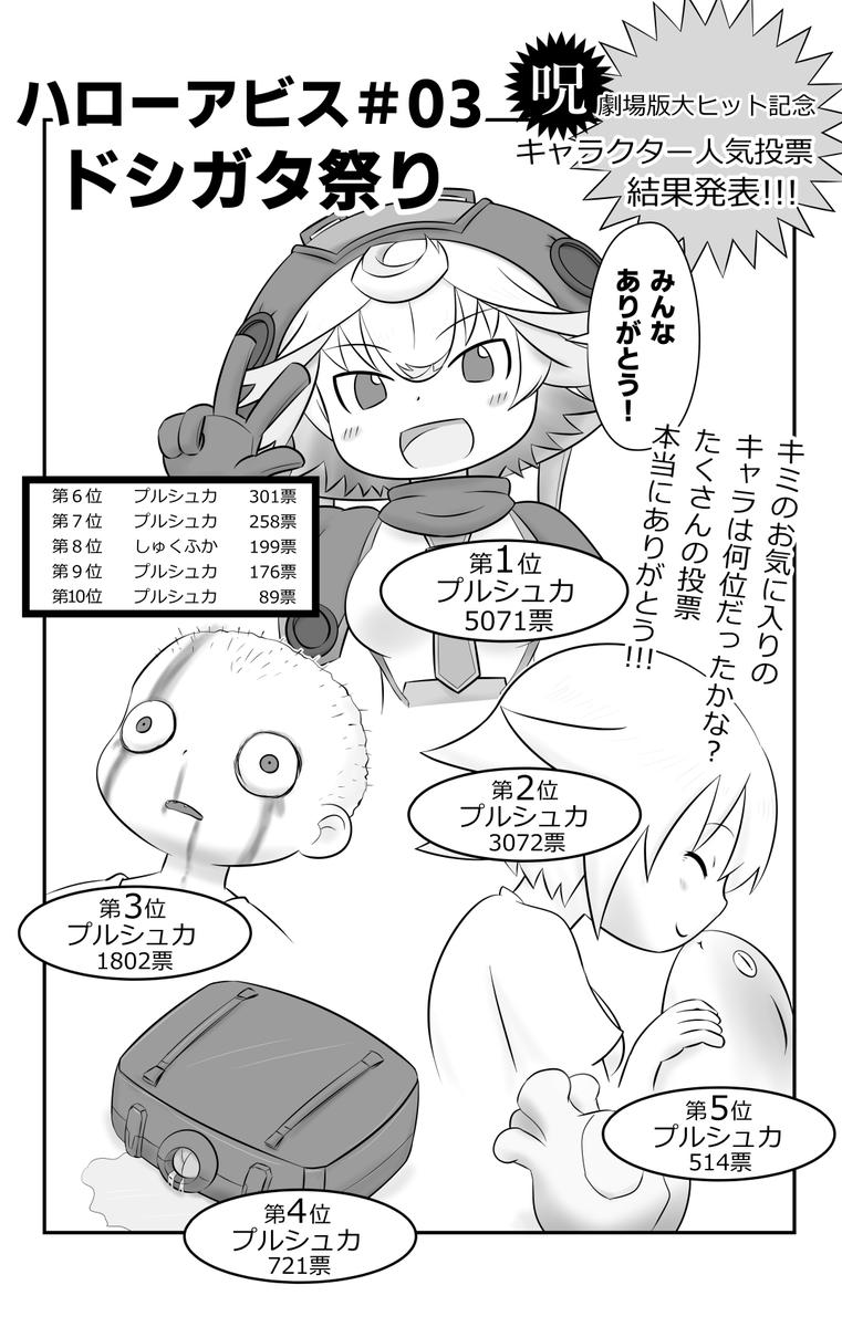 メイド イン アビス グロ