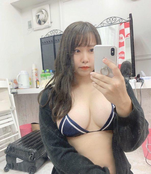 グラビアアイドルみなみまりやのTwitter自撮りエロ画像29