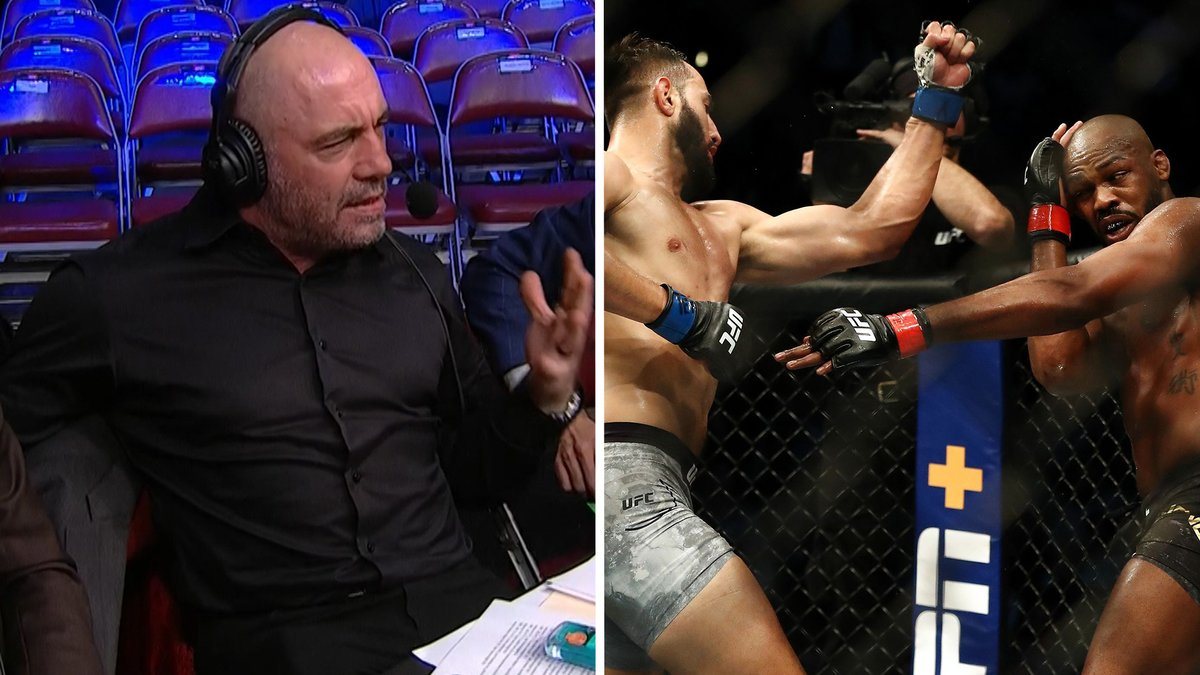 "Den folkkäre experten håller inte tillbaka kritiken: ""Det gör mig förbannad""  Joe Rogan rejält irriterad efter fighten - sågar UFC-domaren https://t.co/KRFvU0ha3y https://t.co/8U5NbBrsgo"
