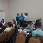 Image for the Tweet beginning: Participo agora da Conferência Estadual