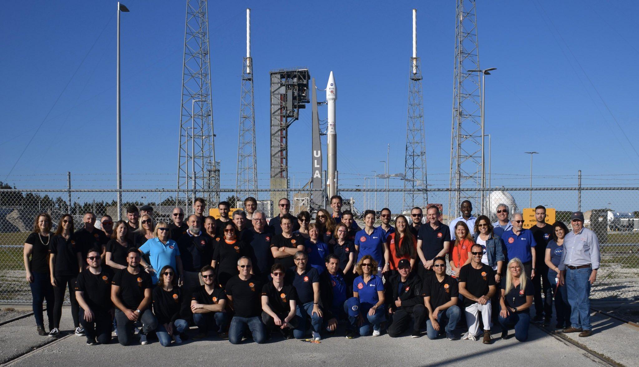 The @ESASolarOrbiter teams from @NASA @ESA and @Airbus