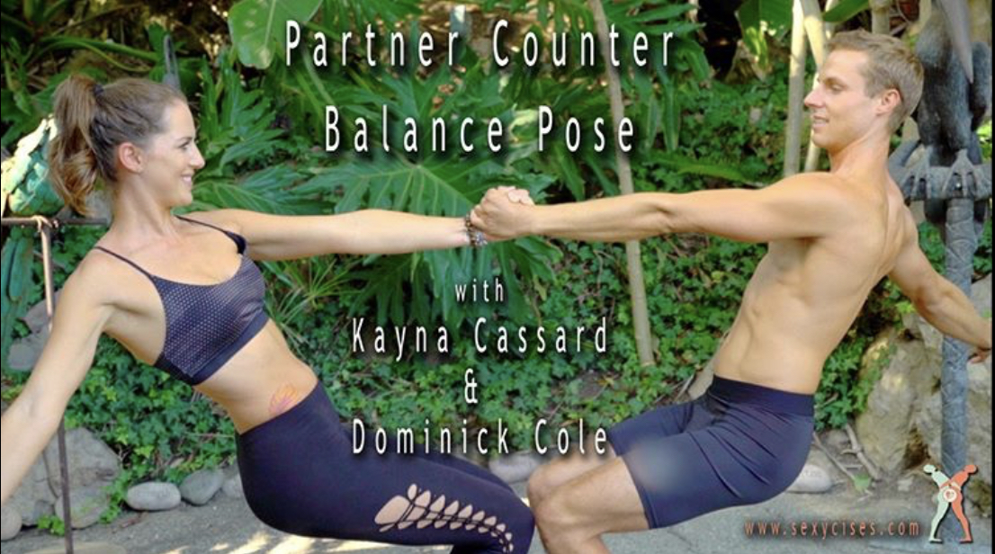 Keeping it basic with this #PoseOfTheDay by @domdoesyoga @intuitivesensuality This powerful pose improves balance, strengthens the core and provides you with a wonderful view! #CouplesYoga http://Sexycises.com #Sexycises by #Sexperts pic.twitter.com/s06588dkYk