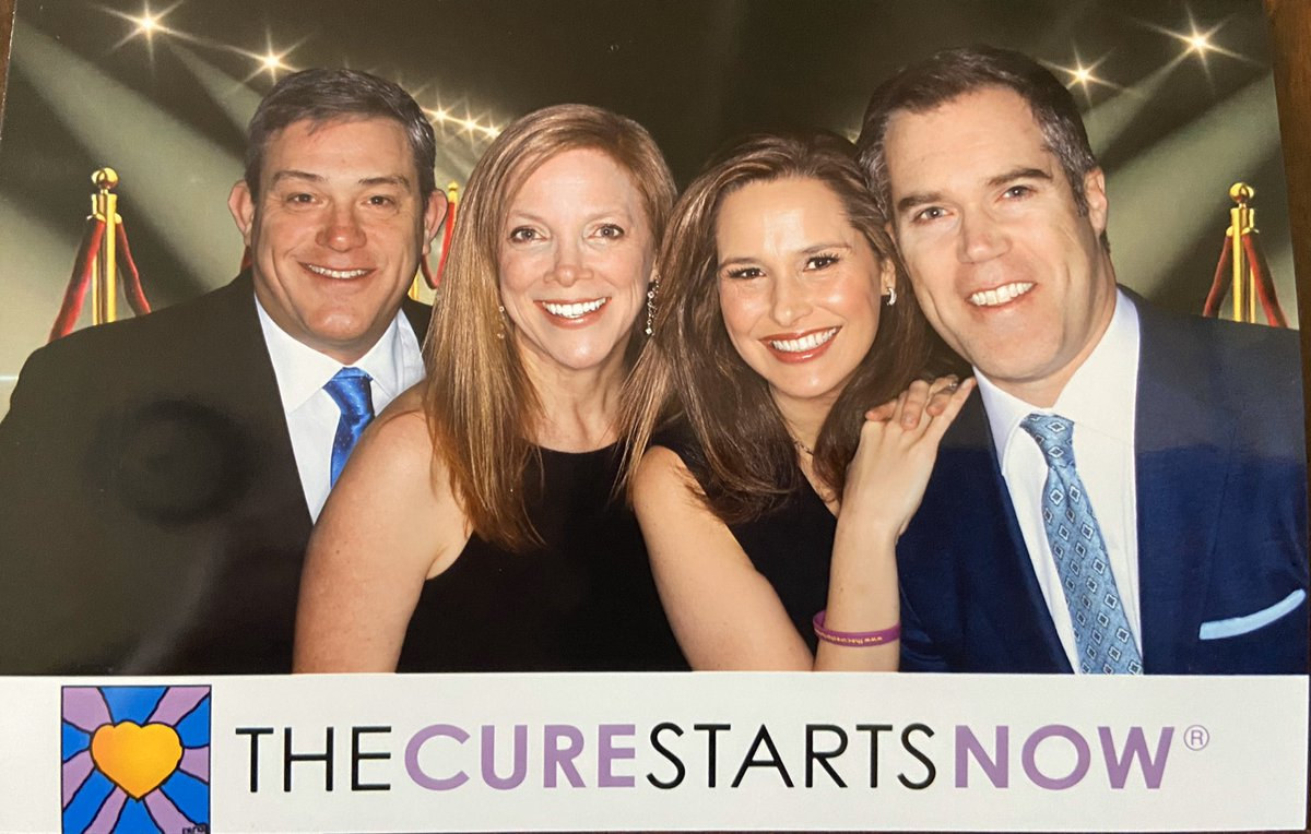 Proud to support @CureStartsNow #TeamAlexis finding a #homeruncure for cancers starting with #DIPG.
