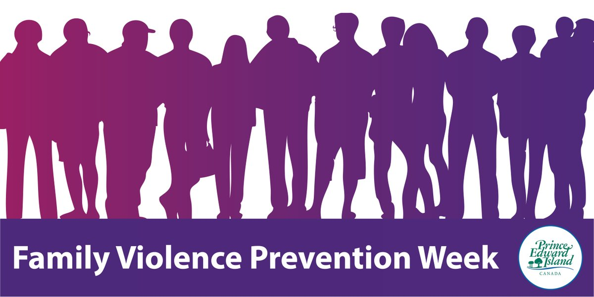 Everyone is welcome to join the Premier's Action Committee on Family Violence Prevention at the kick-off event at Rodd Charlottetown Hotel on Monday, February 10th from 4-6pm. http://www.stopfamilyviolence.pe.ca/2020campaign  @PEIFVPS #stopfamilyviolence #pei